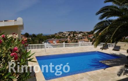 Villa for sale in Les Galeretes, Denia, Alicante and Costa Blanca