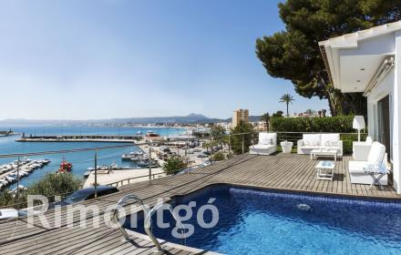 Villa for sale in Puerto Javea, Jávea (Xàbia), Alicante and Costa Blanca