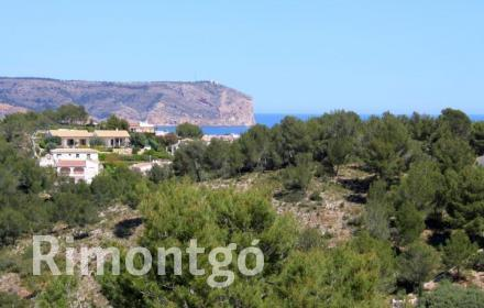 Typical Mediterranean house in Adsubia, Jávea, Alicante, close to the beach and golf course.