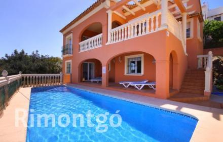 Villa for sale in Adsubia, Jávea (Xàbia), Alicante and Costa Blanca