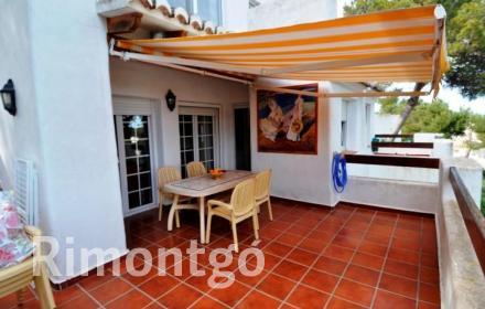Semi detached for sale in Tosalet, Jávea (Xàbia), Alicante and Costa Blanca