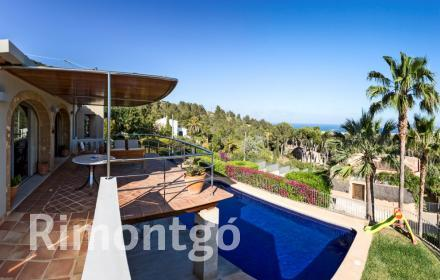 Luxury villa for sale in Puig Molins, Jávea (Xàbia), Alicante and Costa Blanca