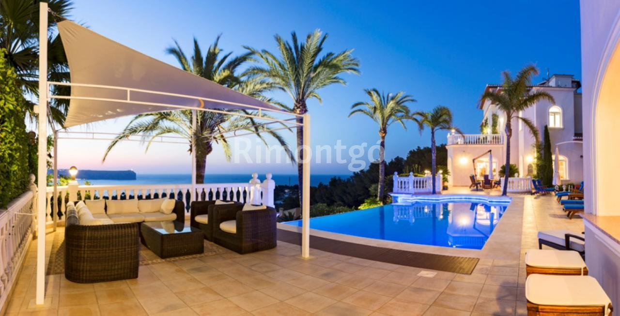 Luxury villa for sale in Portichol, Jávea (Xàbia), Alicante and Costa Blanca