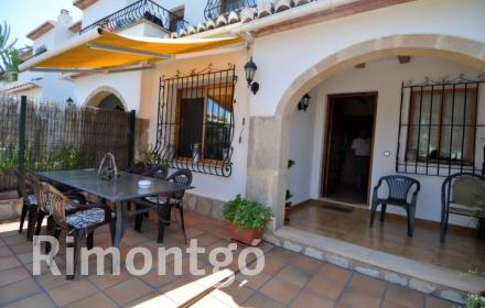 Semi detached for sale in Cala Blanca, Jávea (Xàbia), Alicante and Costa Blanca