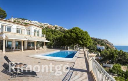 Luxury villa for sale in Cuesta San Antonio, Jávea (Xàbia), Alicante and Costa Blanca
