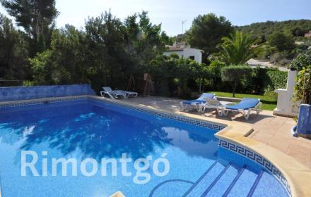 Large property in Jávea, Costa Blanca.