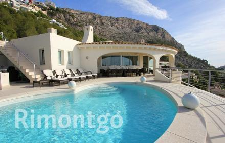 Luxury villa for sale in Altea Hills, Altea, Alicante and Costa Blanca