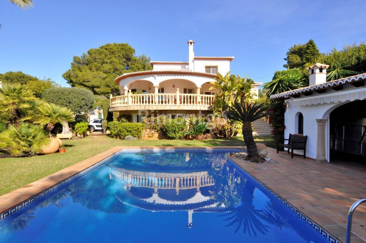 Villa for sale in Portichol, Jávea (Xàbia), Alicante and Costa Blanca
