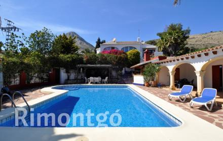 Villa for sale in Castellans, Jávea (Xàbia), Alicante and Costa Blanca