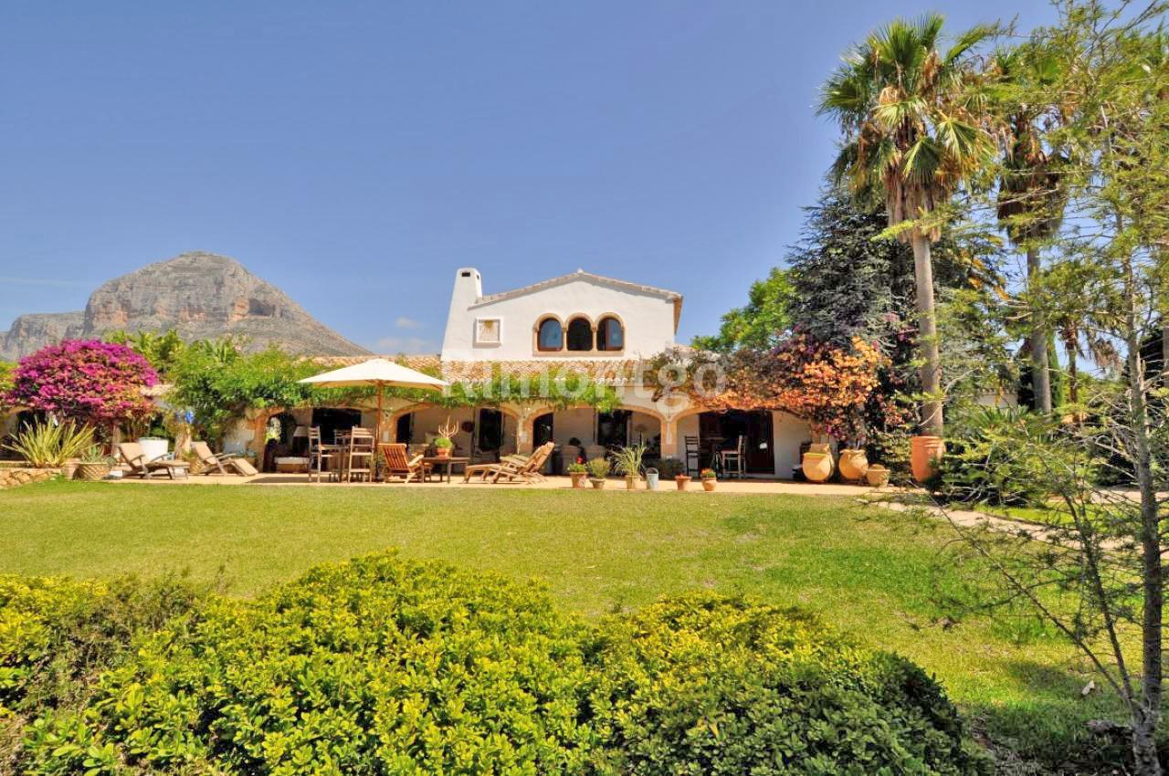 Country house - finca for sale in Tossals, Jávea (Xàbia), Alicante and Costa Blanca