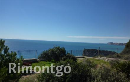 Plot without project for sale in La Siesta, Jávea (Xàbia), Alicante and Costa Blanca
