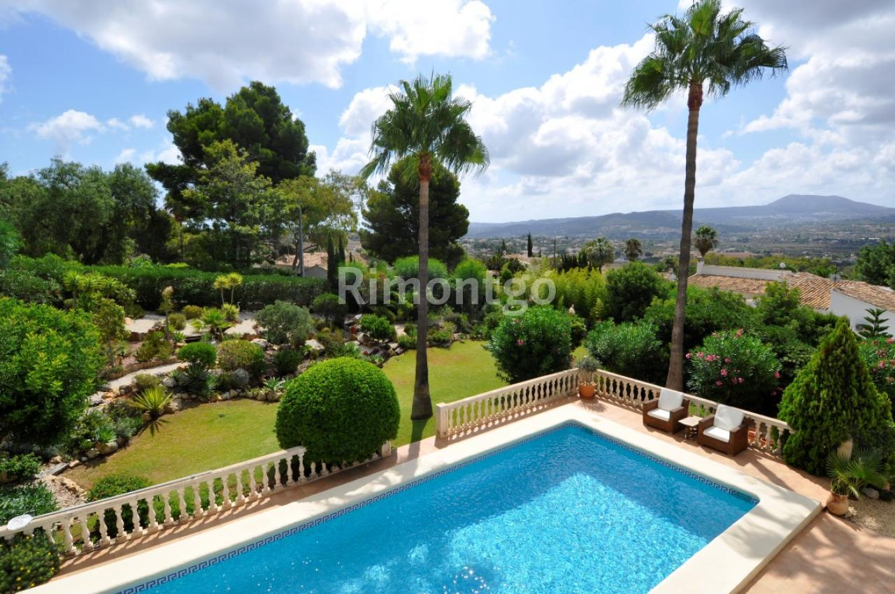 Luxury villa for sale in Rimontgo, Jávea (Xàbia), Alicante and Costa Blanca