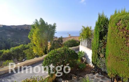 Semi detached for sale in Cumbre del Sol, Benitachell, Alicante and Costa Blanca