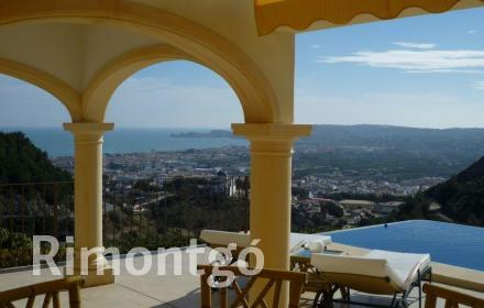 Luxury villa for sale in Nova Xabia, Jávea (Xàbia), Alicante and Costa Blanca