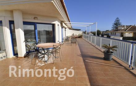 Duplex for sale in Pueblo, Jávea (Xàbia), Alicante and Costa Blanca