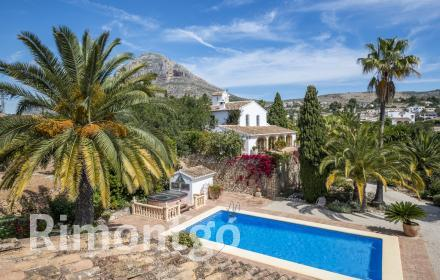 Luxury villa for sale in Tossals, Jávea (Xàbia), Alicante and Costa Blanca