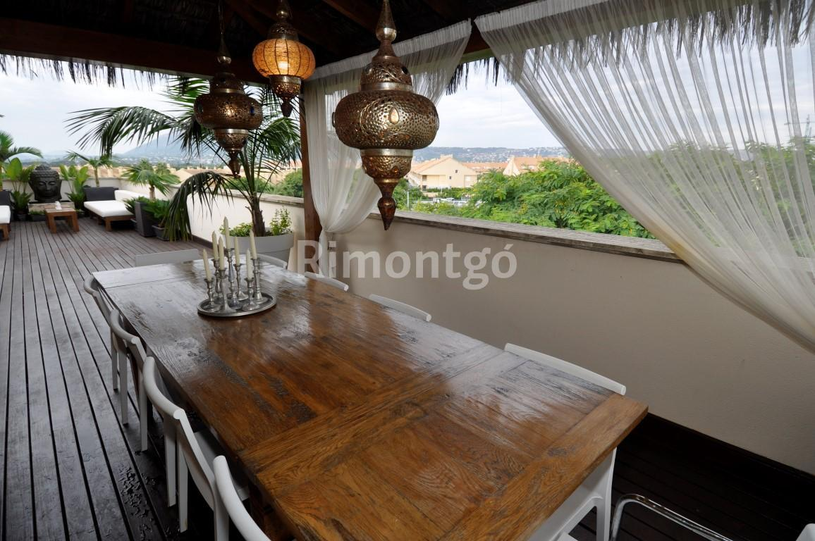 Luxury penthouse for sale in Arenal, Jávea (Xàbia), Alicante and Costa Blanca