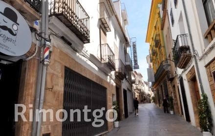 Town house for sale in Casco antiguo, Jávea (Xàbia), Alicante and Costa Blanca