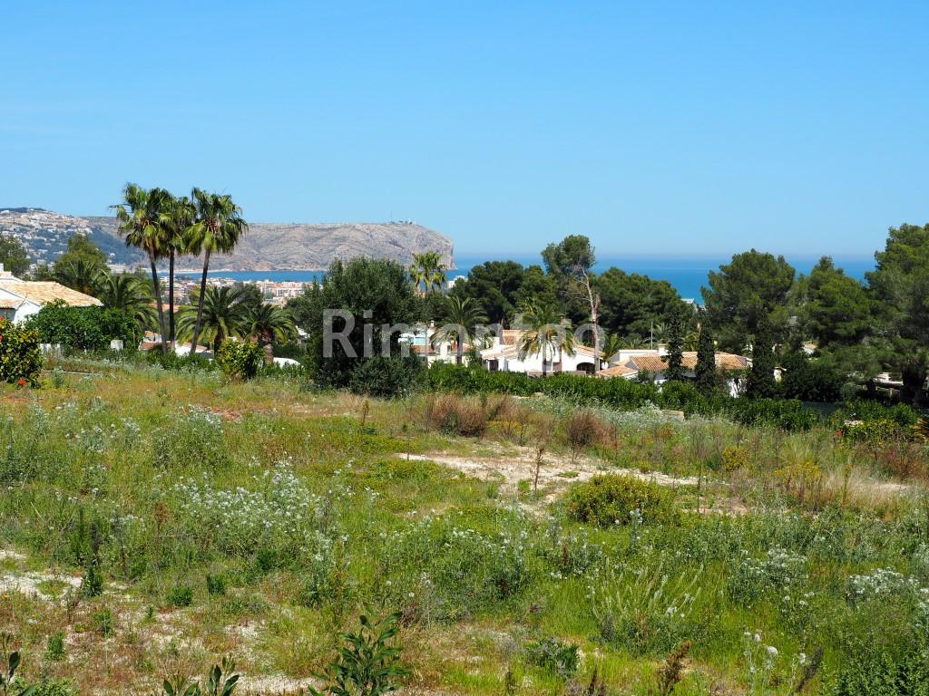 Plot without project for sale in Adsubia, Jávea (Xàbia), Alicante and Costa Blanca