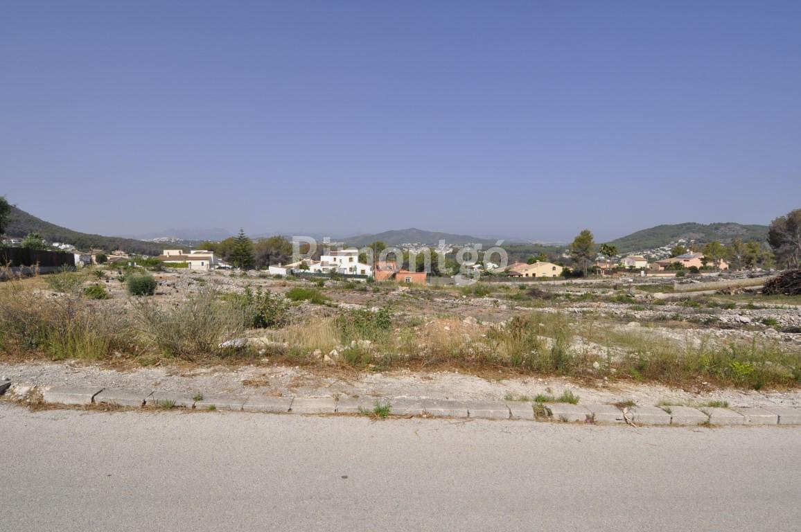 Plot without project for sale in Pinomar, Jávea (Xàbia), Alicante and Costa Blanca