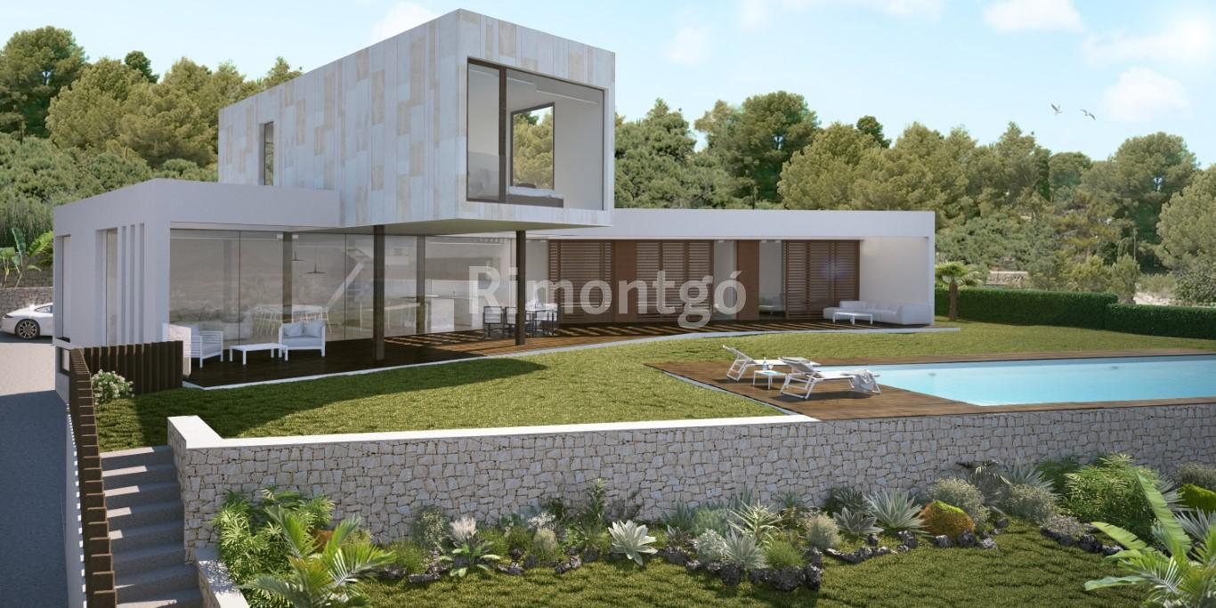 Luxury villa for sale in Tosalet, Jávea (Xàbia), Alicante and Costa Blanca