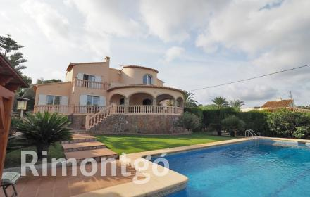 Villa for sale in Cap Marti, Jávea (Xàbia), Alicante and Costa Blanca