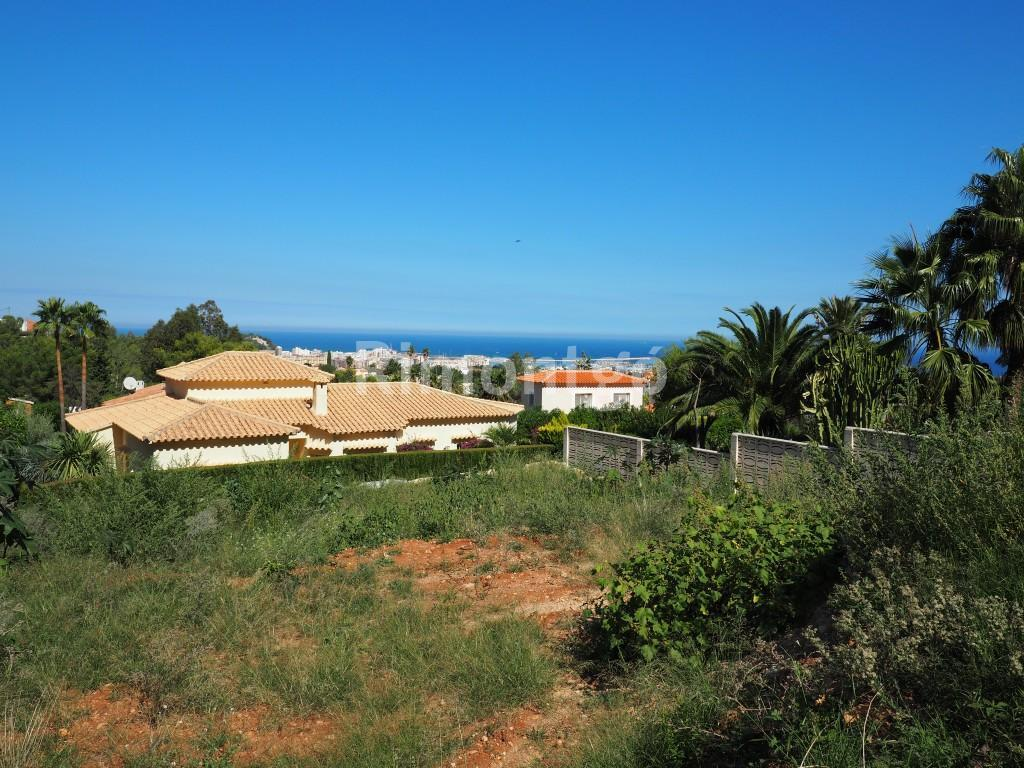Plot without project for sale in Montgo, Denia, Alicante and Costa Blanca