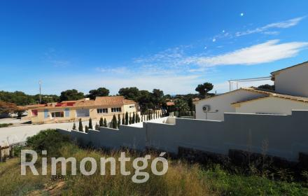 Plot in a fantastic location in a tranquil area of Javea.