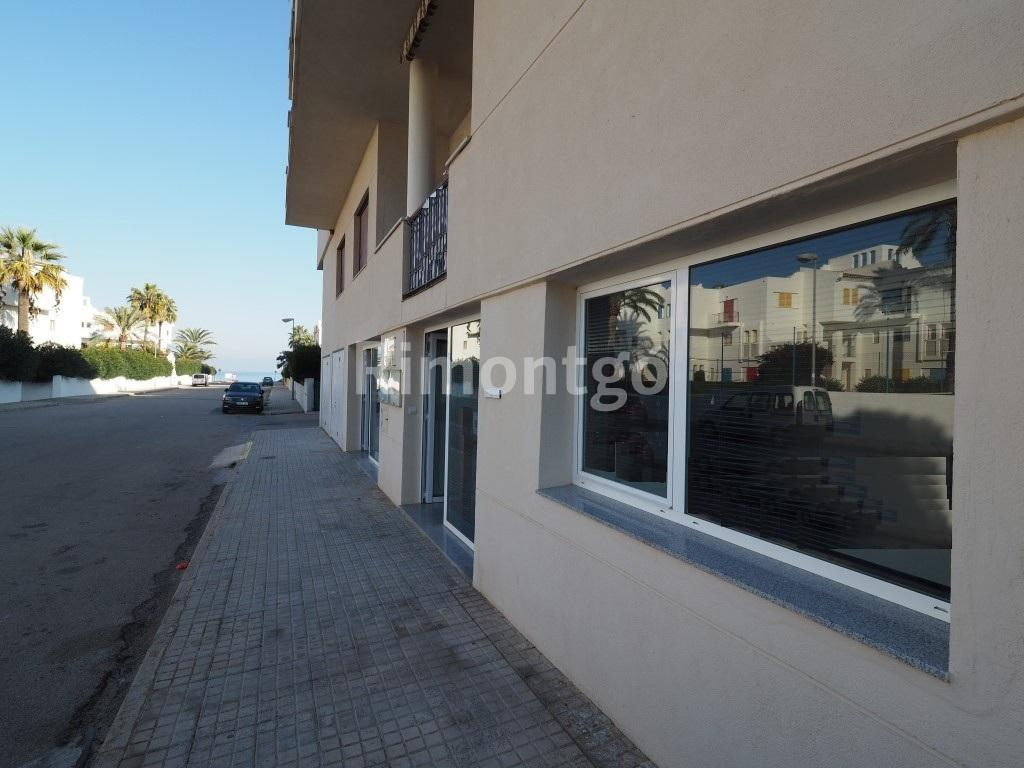 Commercial premises for sale in Les Marines, Denia, Alicante and Costa Blanca