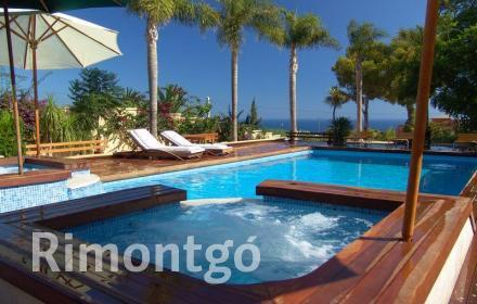 Luxury villa for sale in Altea, Alicante and Costa Blanca
