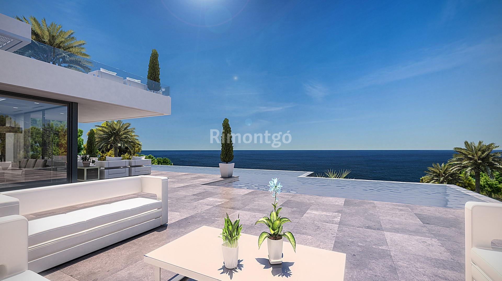 Luxury villa for sale in La Siesta, Jávea (Xàbia), Alicante and Costa Blanca