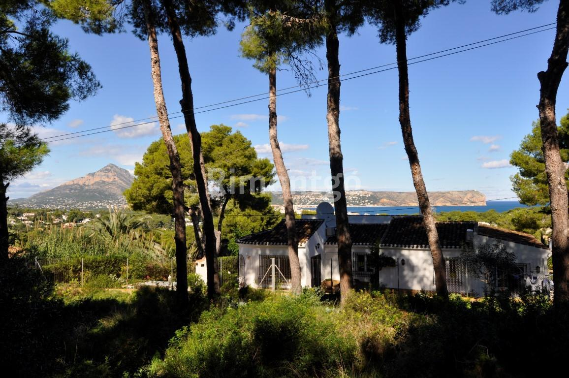 Plot without project for sale in Toscal, Jávea (Xàbia), Alicante and Costa Blanca