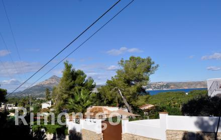 Spacious plot in Toscal, Javea.
