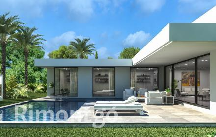 Construction project for sale in Denia.