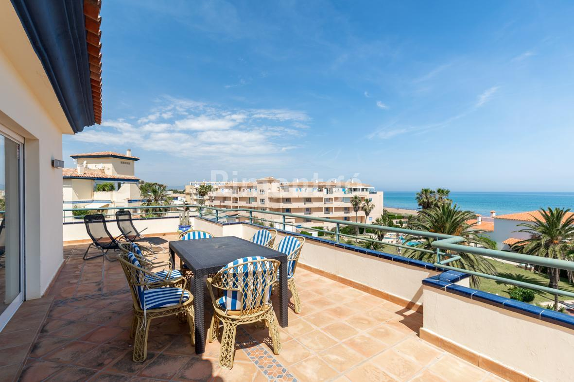 Penthouse for sale in Les Marines, Denia, Alicante and Costa Blanca