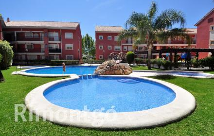 Apartment for sale in a residential complex in Arenal, Javea.