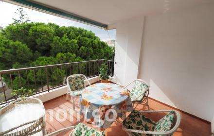 Apartment for sale next to the Arenal beach in Javea.