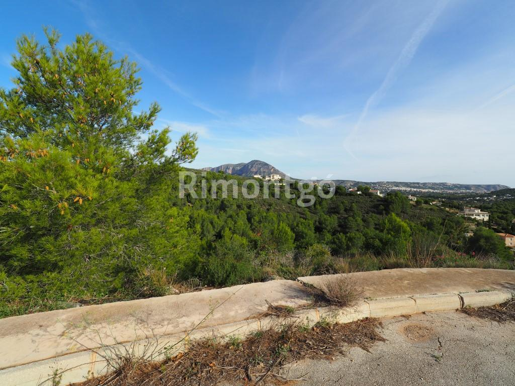 Plot without project for sale in Covatelles, Jávea (Xàbia), Alicante and Costa Blanca