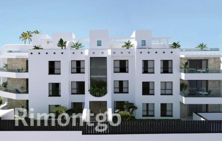 Apartment for sale in a luxurious residential in Montañar I, Jávea.