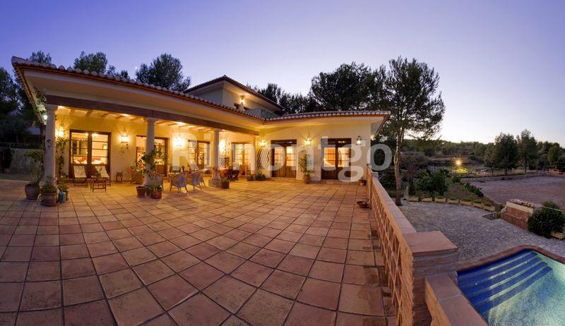 Country house - finca for sale in Tarraula, Jávea (Xàbia), Alicante and Costa Blanca