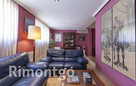 Flat for rent in the Ensanche, Valencia.
