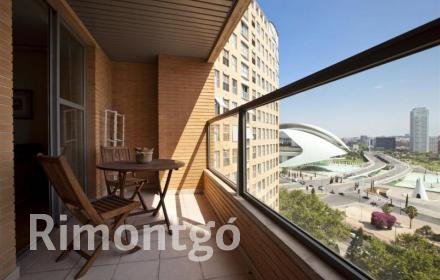 Apartment for sale in Ciudad de las Artes y de las Ciencias, Valencia