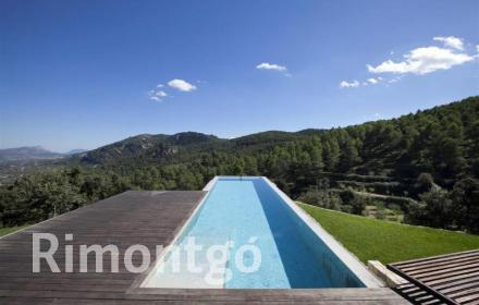 Country house - finca for sale in Bocairent, Valencia