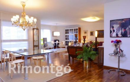 Bright property next to the Viveros gardens, la Hípica and the Valencian Tennis Club