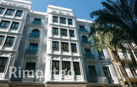 Luxury flat in the historic centre of Valencia.