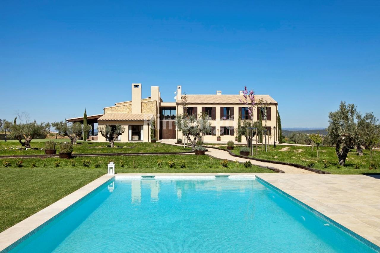 Luxury country house - finca for sale in Fontanars dels Alforins, Valencia