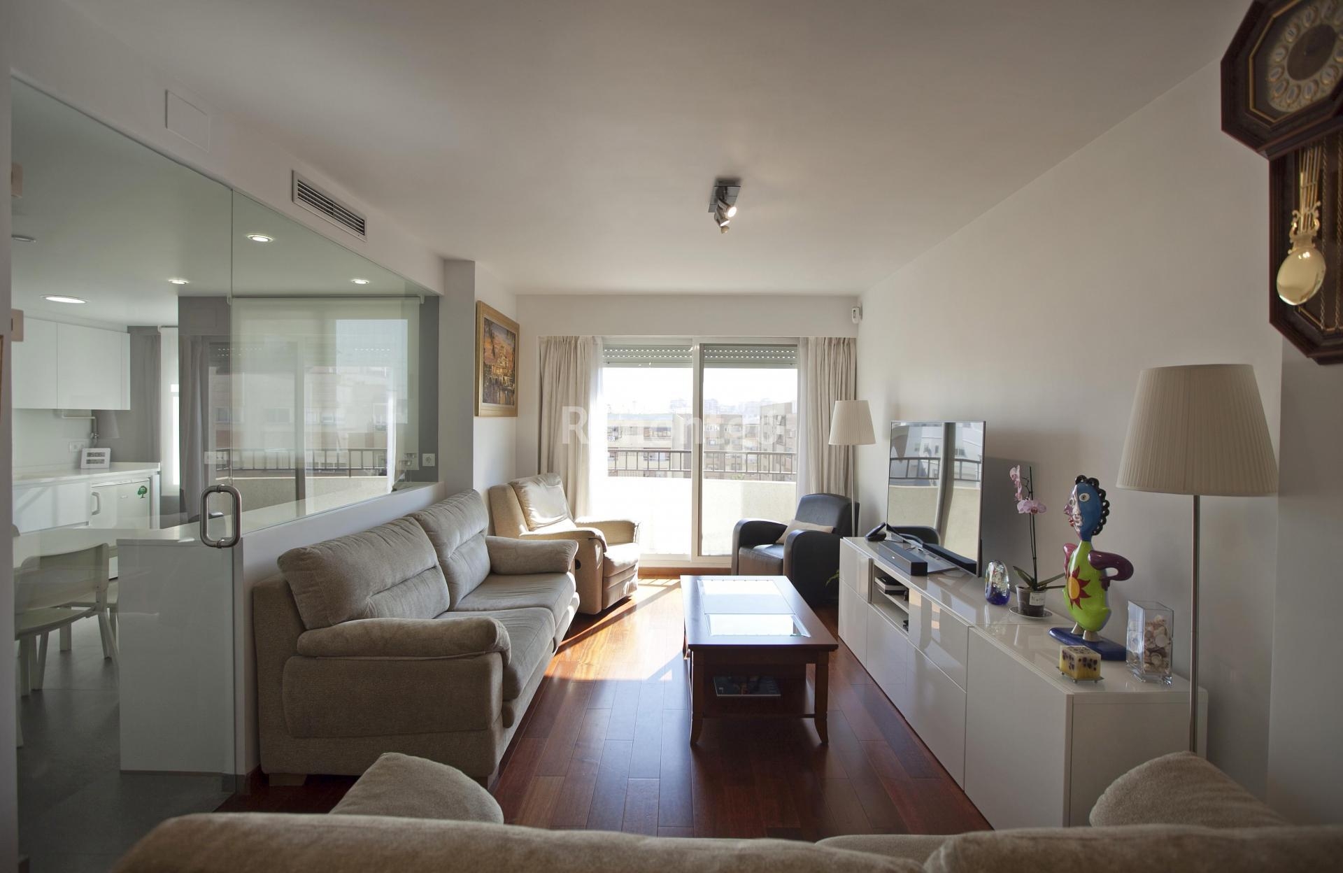 Luxury penthouse for sale in Alfahuir, Valencia