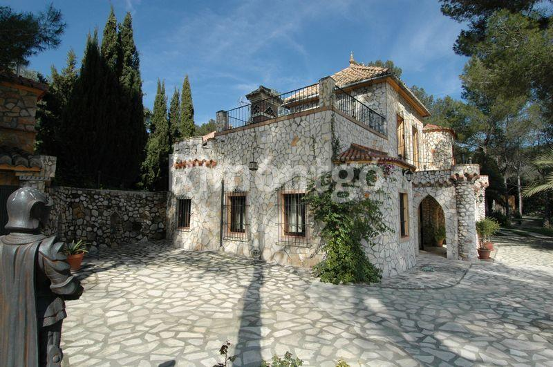 Luxury country house - finca for sale in Jativa, Valencia