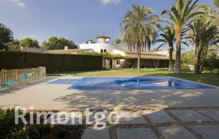 Villa for sale in El plantío, Valencia