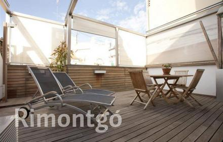 Penthouse for sale in Ruzafa, Valencia